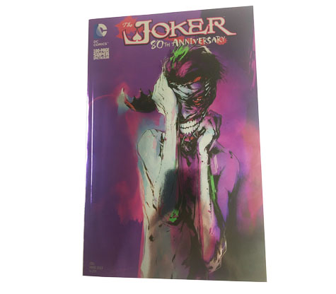 JOKER 80th 100 PAGE-2020 DC COMIC Convention Exclusive
