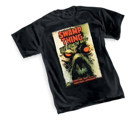 SWAMP THING: BAYOU T-Shirt
