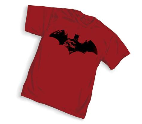 BATMAN: RED CITY SYMBOL T-Shirt