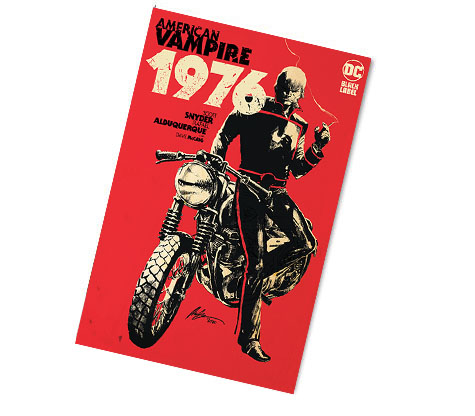 AMERICAN VAMPIRE 1976 #1-2020 DC COMICS NYCC EXCLUSIVE COMIC