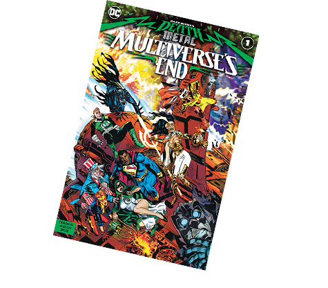 DN: DEATH METAL MULTIVERSE'S END #1-2020 NYCC EXCLUSIVE COMIC