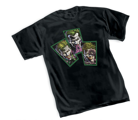 BATMAN: THREE JOKERS T-Shirt by Jason Fabok