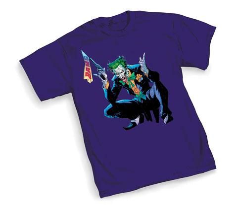 JOKER:BANG! T-Shirt by Jim Lee