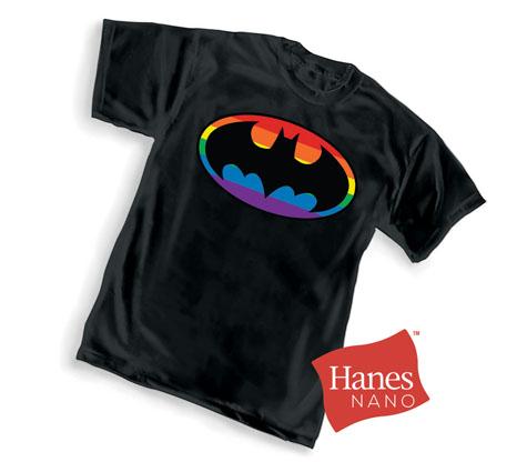 BATMAN: PRIDE SYMBOL T-Shirt