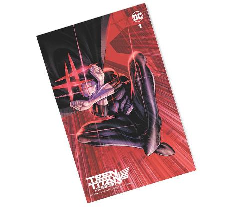 TEEN TITANS ACADEMY #1-2021 DC COMICS WC EXCLUSIVE COMIC